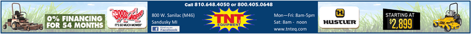TNT Equipment